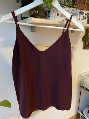 Altes Abercrombie top in weinrot