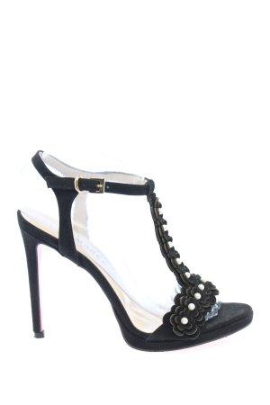Altramarea High Heel Sandal black elegant