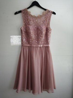 Laona Sequin Dress multicolored