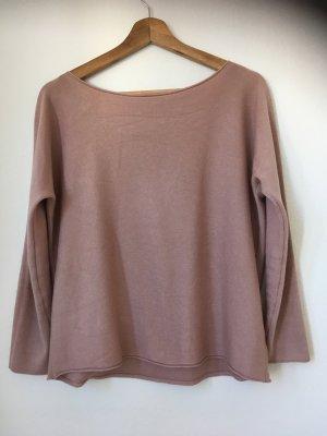 Vintage Short Sleeve Sweater rose-gold-coloured