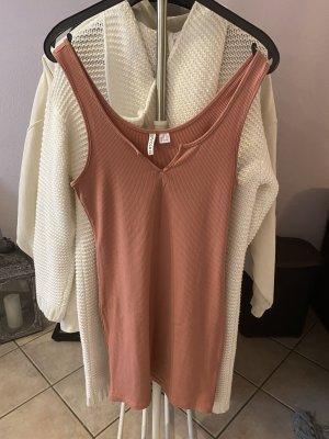 Altrosa Ripped Basic Kleid