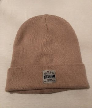 New Yorker Beanie rose-gold-coloured