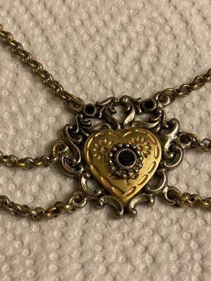 Altsilber Halskette aus Nachlass vintage