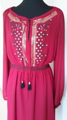 Altuzarra Robe de soirée rouge foncé-rouge carmin