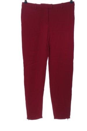 Altuzarra Pantalon en jersey rose style d'affaires