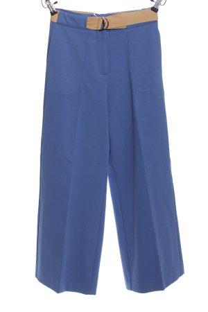 Alysi Pantalone largo blu stile casual