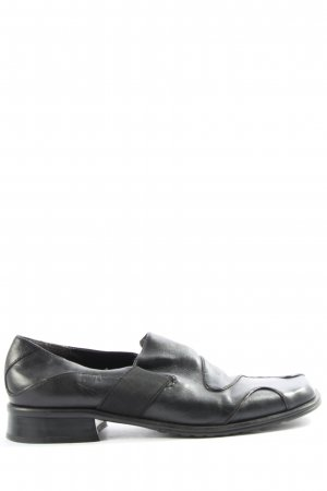 Alyssa Pantofola nero stile casual
