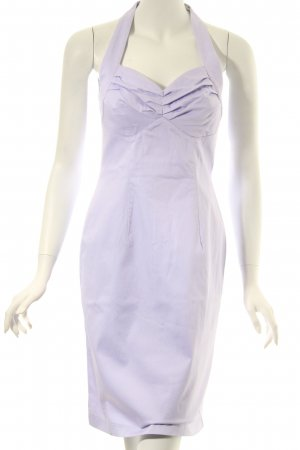 Amalfi Kleid flieder klassischer Stil