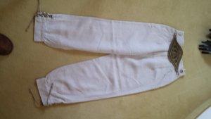 Amann Pantalone tradizionale bianco sporco