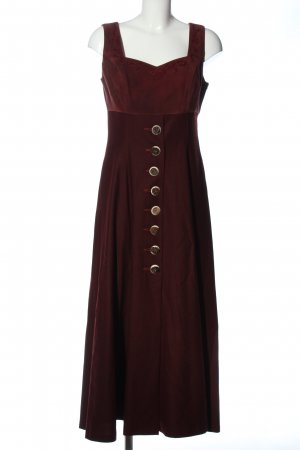 Amann Maxi Dress red elegant