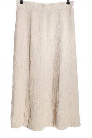 Amann Maxi Skirt natural white casual look