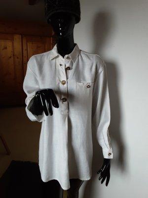 Amann Traditional Blouse white