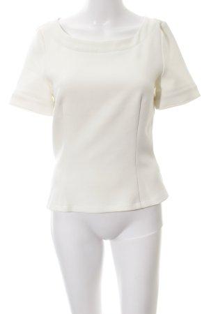 Amant Maitresse T-Shirt wollweiß Elegant