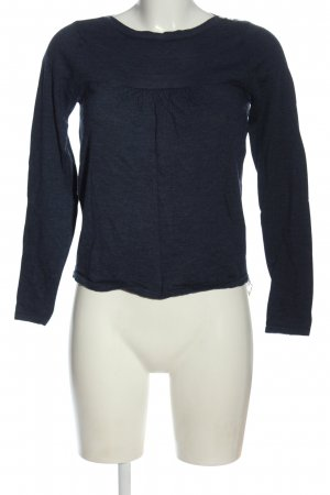 Amaryllis Crewneck Sweater blue-natural white casual look