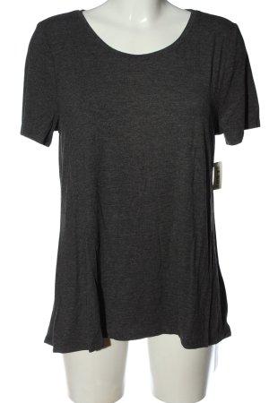 amazon essentials T-Shirt light grey flecked casual look
