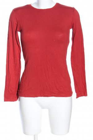 Amazone Sweat Shirt red casual look