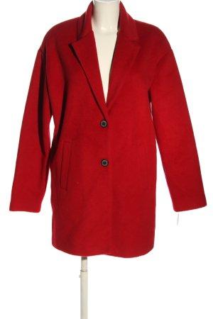 AMBER & JUNE Marynarski płaszcz czerwony W stylu casual
