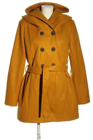 AMBER & JUNE Cappotto corto arancione chiaro stile casual