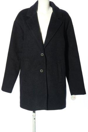 AMBER & JUNE Cappotto invernale nero elegante