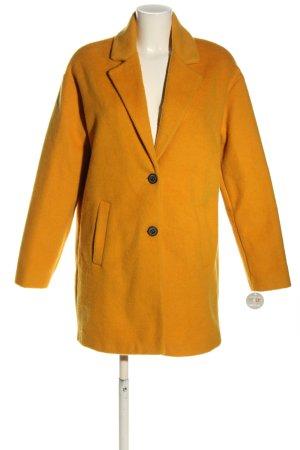 AMBER & JUNE Cappotto invernale arancione chiaro stile casual
