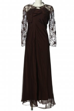 Ambiance Evening Dress brown elegant