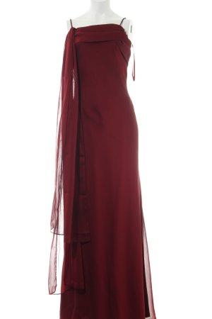 Ambiance Robe de soirée rouge élégant