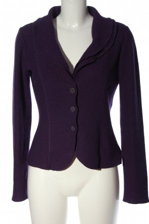 Ambiance Short Blazer lilac casual look