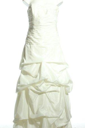 Ambiance Robe de mariée blanc élégant