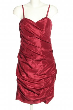 Ambiance Bustier Dress red elegant