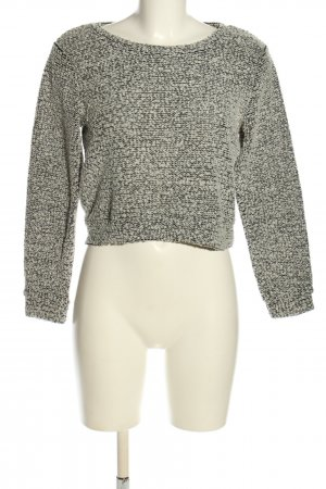 Ambiance Crewneck Sweater light grey casual look