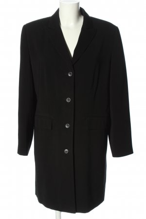Ambiance Between-Seasons-Coat black casual look