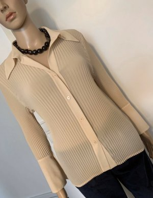 Ambiente Long Sleeve Blouse cream-nude polyester