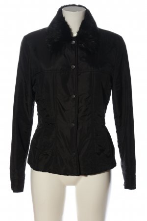 Ambiente Down Jacket black casual look