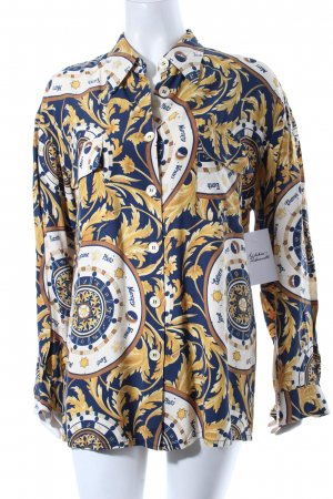 Ambiente Shirt Blouse abstract pattern extravagant style
