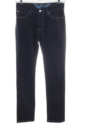 Ambiente Jeans taille basse noir style décontracté