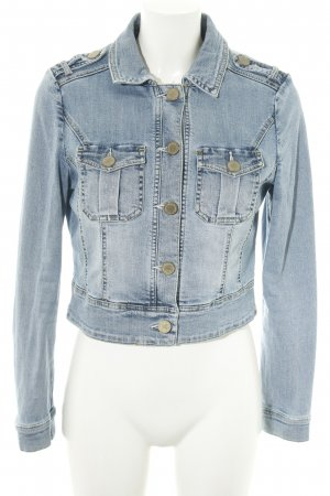 Ambiente Denim Jacket blue casual look