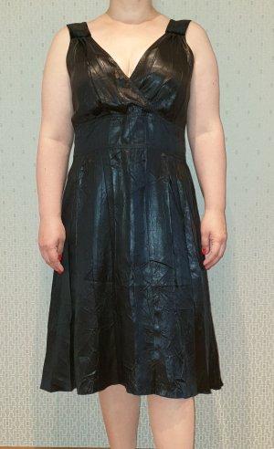 Ambiente Vestido línea A negro