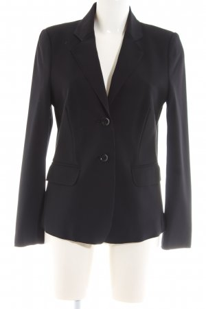 Ambiente Kurz-Blazer schwarz Business-Look