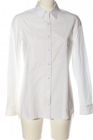 Ambiente Long Sleeve Shirt white business style