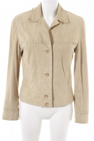 Ambiente Leather Jacket oatmeal