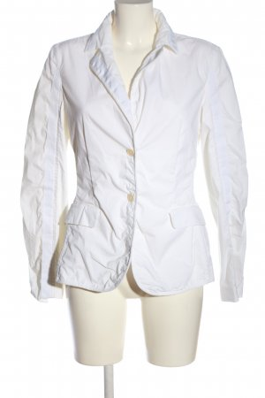 Ambiente Long Blazer white casual look