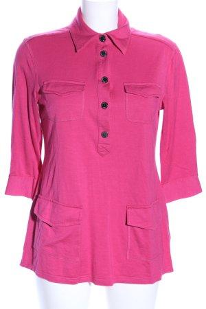 Ambiente Longsleeve pink Casual-Look