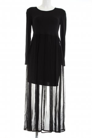 Ambiente Maxi Dress black elegant