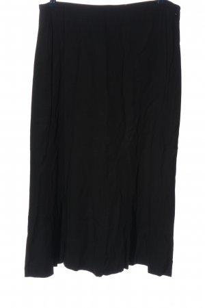 Ambiente Maxi Skirt black casual look