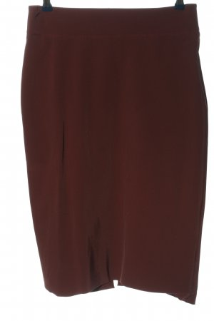 Ambiente Midi Skirt red business style