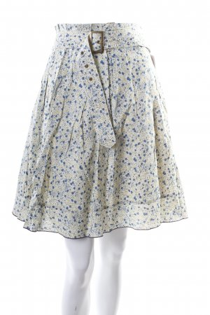 Ambiente Mini rok bloemen patroon Beach-look