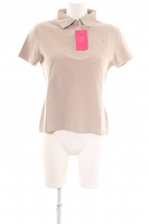 Ambiente Polo Shirt natural white casual look