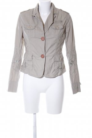 Ambiente Safari Jacket light grey business style