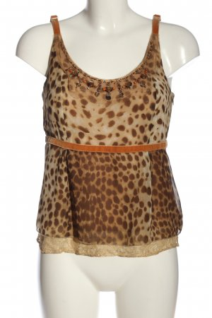 Ambiente Slip-over Blouse animal pattern casual look