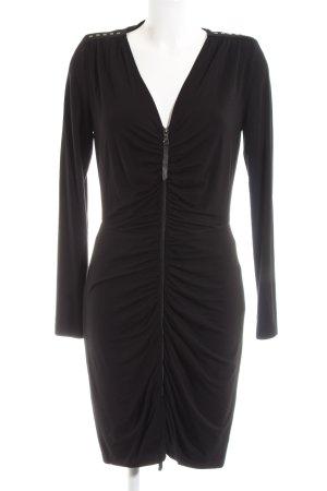 Ambiente Shirt Dress black casual look